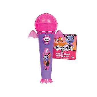 Vampirina Rock N' Ghoul Microphone Purple