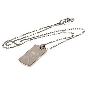 Liverpool FC Champions of Europe Dog Tag And Chain Liverpool FC Champions Of Europe Dog Tag And Chain Liverpool FC Champions Of Europe Dog Tag And Chain Liverpool FC