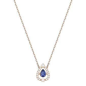 Swarovski Woman Plated_Gold Pendant necklace 5465281