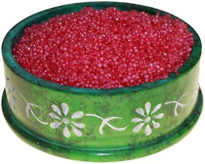 Rose Musk Oil Burner Simmering Granules Extra Large Jar
