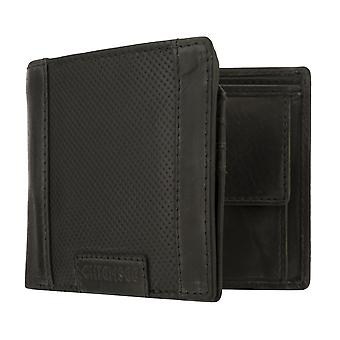 Chiemsee Men's Purse Wallet Purse Black 8201