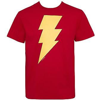 Shazam! Symbol menn ' s T-skjorte