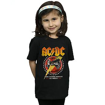 AC/DC Girls For Those About To Rock 1981 T-Shirt