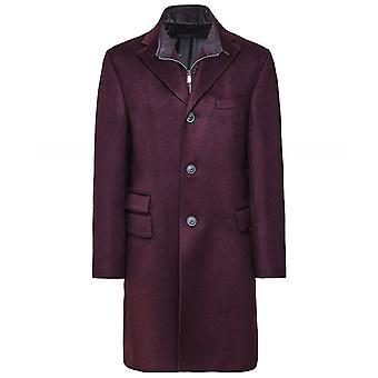 Corneliani Virgin Wool Overcoat