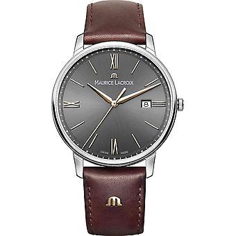 Maurice Lacroix EL1118-SS001-311-1 Men's Eliros Date Wristwatch
