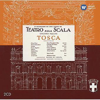 Puccini/Callas - Tosca [CD] USA import