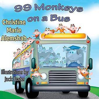 99 Monkeys on a Bus by Alemshah & Christine Marie