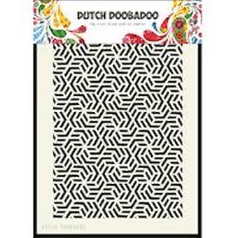 Dutch Doobadoo A5 Mask Art Stencil - Geometric 470.715.124