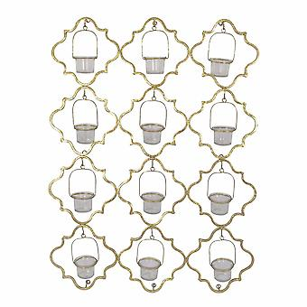 Fancy Wall Candle Holder