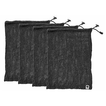 Ladelle Eco Recycled Charcoal Mesh Produce Bag Set