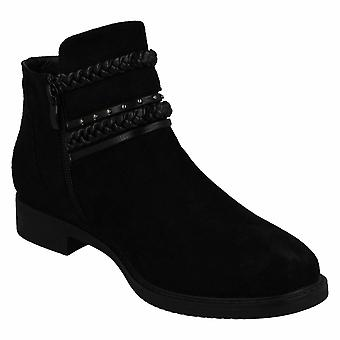 Spot On Womens / Ladies Braided Strap Ankle Boots Spot on Womens / Ladies Braided Strap Ankle Boots Spot On Womens / Ladies Braided Strap Ankle Boots