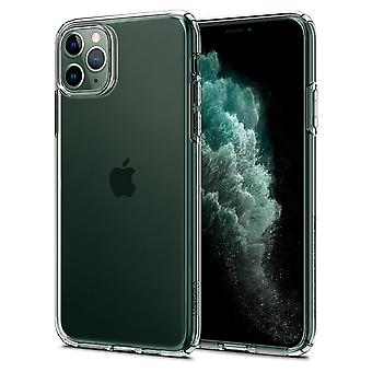 Case Voor iPhone 11 Pro Max Liquid Crystal Transparant