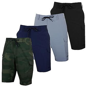 Oakley Mens Cruiser Cargo Hybrid 21 Hydrofree Regular Fit Shorts