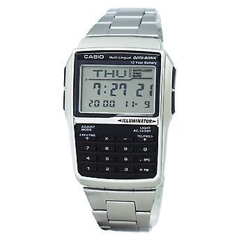Casio Youth digital data bank 5 alarm flersproget DBC-32d-1adf DBC-32d-1 mænd ' s