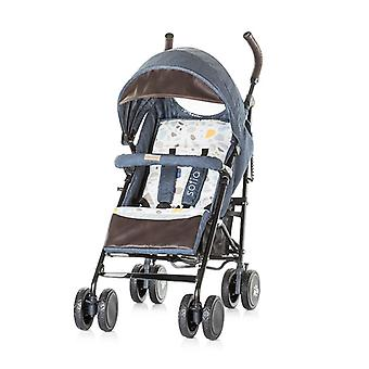 Chipolino stroller Sofia 2018, buggy, collapsible, sunroof with pocket