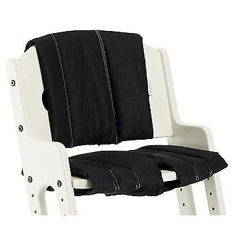 Babydan Kussen Dan High Chair Zwart