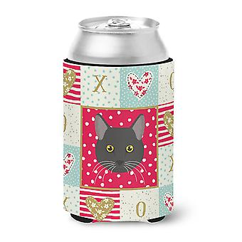 Carolines Treasures  CK5091CC Bombay Cat Love Can or Bottle Hugger