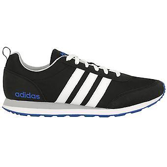 adidas Neo V Run VS  AW4696 Herren Schuhe Schwarz Sneaker Sportschuhe
