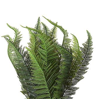 Hill Interiors kunstmatige potten Boston Fern
