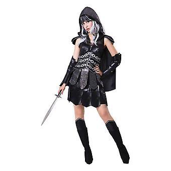 Dark Warrior Lady