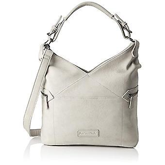 Fritzi aus Preussen Lacie - Women's Grey Shoulder Bags (Metal) 15x41x42cm (B x H T)