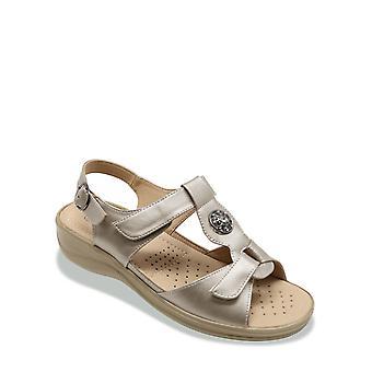 Cushion Walk Ladies Sandal Twin Opening Sandal