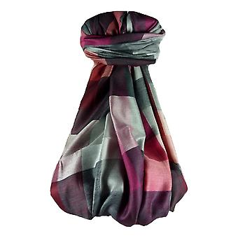 Mens Premium Silk Contemporary Scarf 4669 by Pashmina & Silk