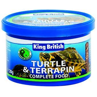 King British Turtle and Terrapin Food (Reptiles , Reptile Food)