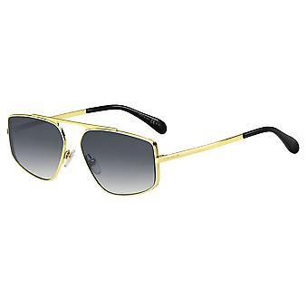 Givenchy GV7127/S J5G/9O Gold/Dark Grey Gradient Sunglasses