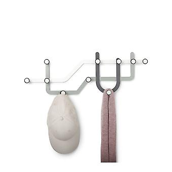 Umbra Subway Multi Coat Hook - Grey