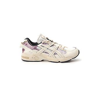 Asics X Kiko Kostadinov 1021a411200 Men's Beige Leather Sneakers