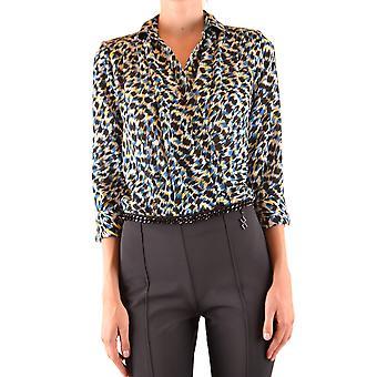 Elisabetta Franchi Ezbc050203 Women's Multicolor Polyester Shirt