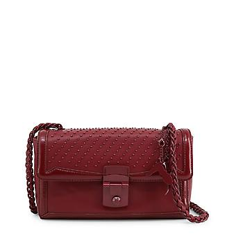 Trussardi Original Women All Year Crossbody Bag - Czerwony Kolor 49115