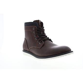 Unlisted by Kenneth Cole Russel 2.0  Mens Brown Casual Dress Boots