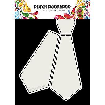 Niederländische Doobadoo Karte Kunst Krawatte A5 470.713.738