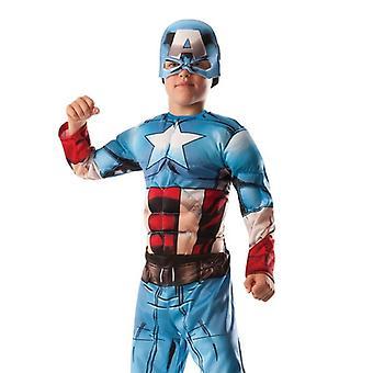 Deluxe HULK naar Captain America. Grootte: kleine