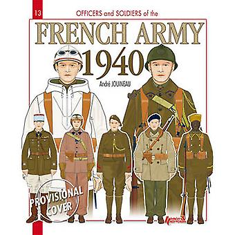 French Army 1940 by Andre Jouineau - 9782352501794 Book