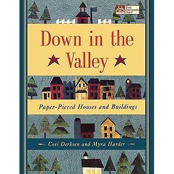 أسفل في وادي الورق المنازل والمباني طباعة على الطلب الطبعة من قبل هاردر ومايرا