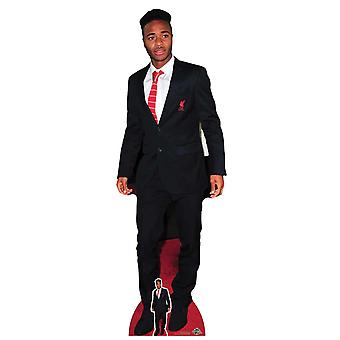 Raheem Sterling Footballer Lifesize Cardboard Cutout / Standee / Standup
