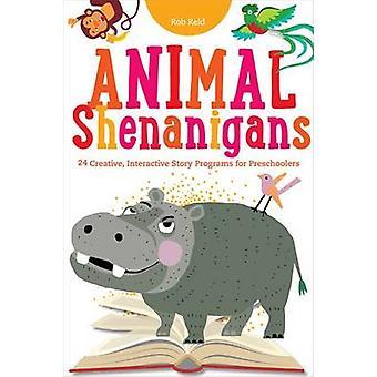Animal Shenanigans - Ventiquattro creativi - Programmi di storia interattiva
