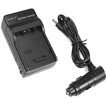 Battery Charger for Canon NB-9L PowerShot SD4500 IS 50S