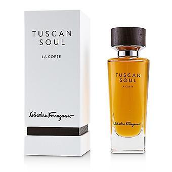 Salvatore Ferragamo Toscano Soul la corte Eau de Toilette spray 75ml/2.5 oz