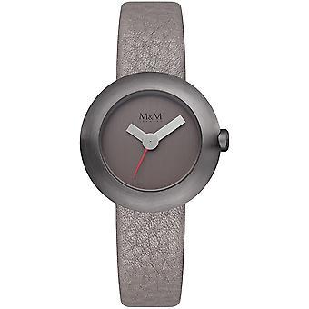 M&M Germany M11948-885 Basic-M Women's Watch