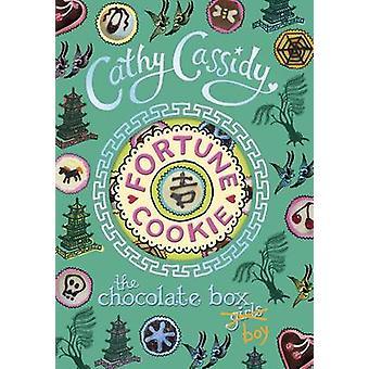 Caixa do chocolate meninas - biscoito da sorte - v. 6 por Cathy Cassidy - 97801413