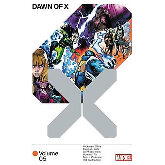 Dawn Of X Vol. 5 by Jonathan Hickman & Gerry Duggan & Benjamin Percy