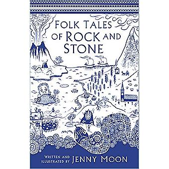 Folk Tales of Rock and Stone by Jenny Moon - 9780750990929 Book