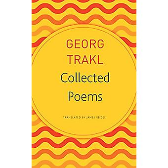 Collected Poems by Georg Trakl - 9780857427069 Book