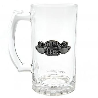 Friends Glass Tankard
