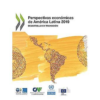 Perspectivas Economicas de America Latina 2019 Desarrollo En Transici