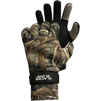 Glacier Glove Bristol Bay Full Finger Gloves - Realtree Max-5